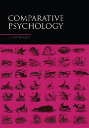 Comparative Psychology - 1st Edition book cover