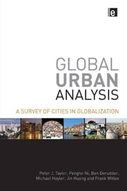 Global Urban Analysis - 1st Edition book cover