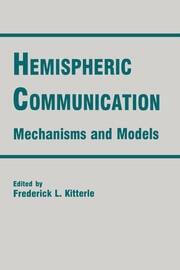 Hemispheric Communication - 1st Edition book cover