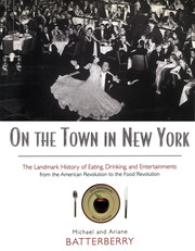 On the Town in New York - 2nd Edition book cover