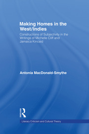 Making Homes in the West/Indies - 1st Edition book cover