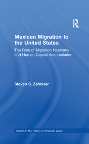 Mexican Migration to the United States - 1st Edition book cover