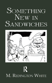 Something New In Sandwiches - 1st Edition book cover