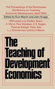 Teaching of Development Economics - 1st Edition book cover