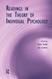 Readings in the Theory of Individual Psychology - 1st Edition book cover