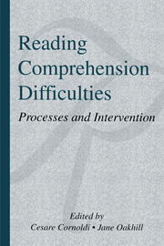 Reading Comprehension Difficulties - 1st Edition book cover