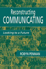 Reconstructing Communicating - 1st Edition book cover