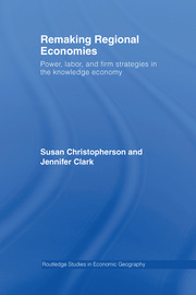 Remaking Regional Economies - 1st Edition book cover