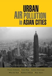 Urban Air Pollution in Asian Cities - 1st Edition book cover