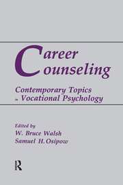 Career Counseling - 1st Edition book cover