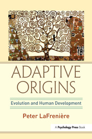 Adaptive Origins - 1st Edition book cover