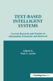 Text-based intelligent Systems - 1st Edition book cover