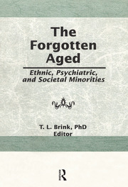 The Forgotten Aged - 1st Edition book cover