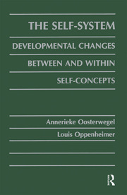 The Self-system - 1st Edition book cover
