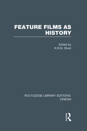 Feature Films as History - 1st Edition book cover