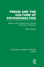Freud and the Culture of Psychoanalysis (RLE: Freud) - 1st Edition book cover