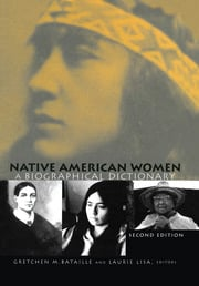 Native American Women - 2nd Edition book cover