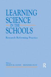Learning Science in the Schools - 1st Edition book cover