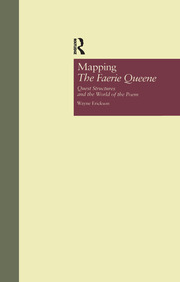 Mapping The Faerie Queene - 1st Edition book cover