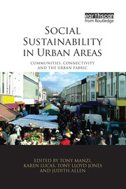 Social Sustainability in Urban Areas - 1st Edition book cover
