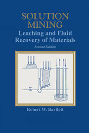 Solution Mining 2e - 1st Edition book cover
