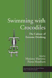 Swimming with Crocodiles - 1st Edition book cover