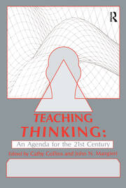 Teaching Thinking - 1st Edition book cover