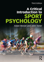 A Critical Introduction to Sport Psychology - 3rd Edition book cover