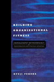 Building Organizational Fitness - 1st Edition book cover