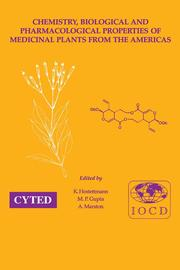 Chemistry, Biological and Pharmacological Properties of Medicinal Plants from the Americas - 1st Edition book cover