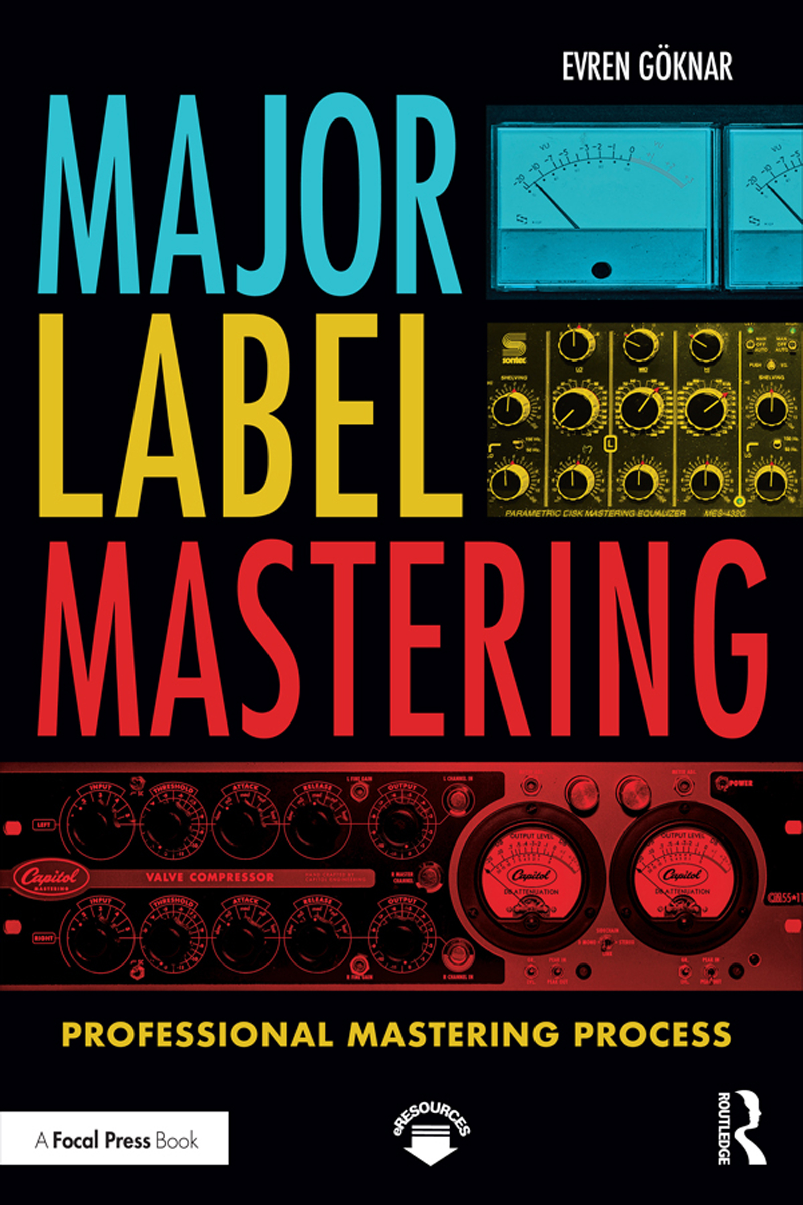 Major Label Mastering -  1st Edition book cover