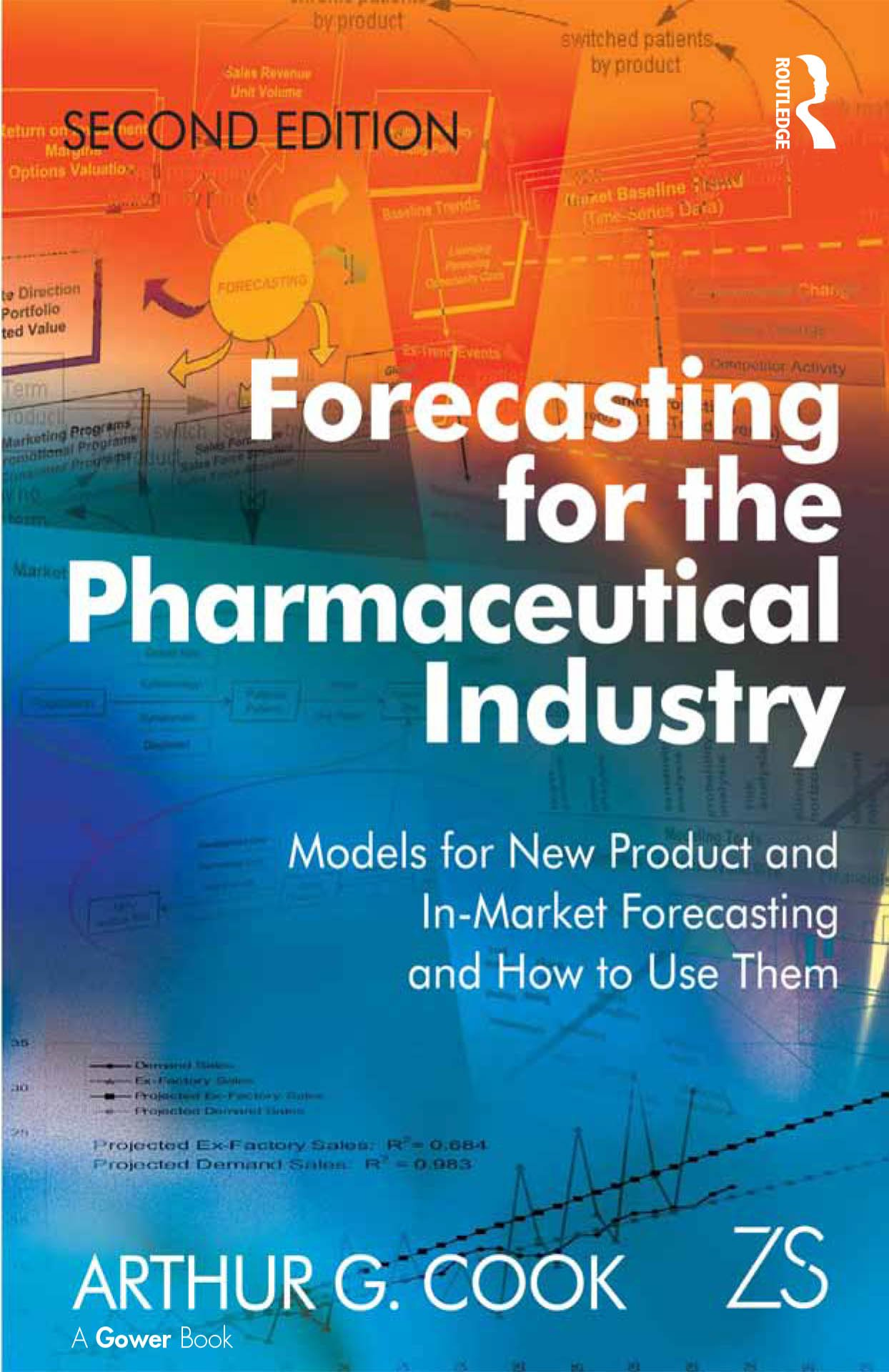 Forecasting for the Pharmaceutical Industry - 2nd Edition book cover