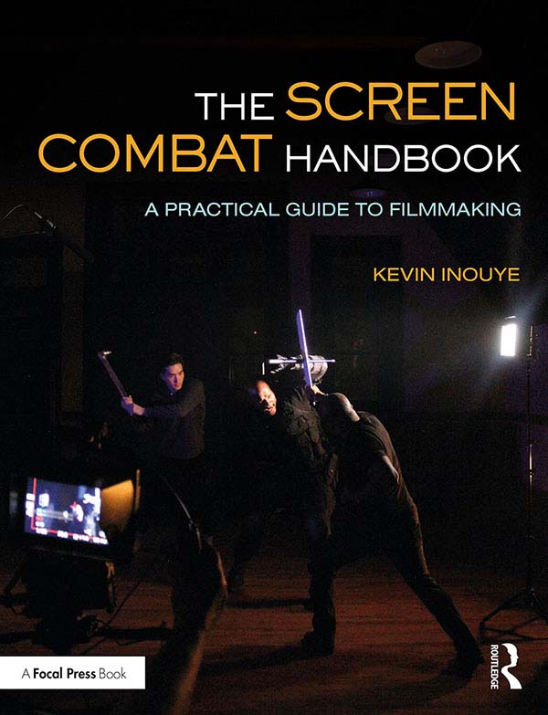 The Screen Combat Handbook -  1st Edition book cover