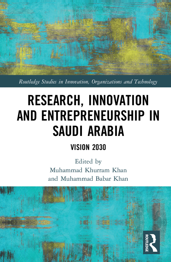 Research, Innovation and Entrepreneurship in Saudi Arabia -  1st Edition book cover