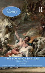 The Poems of Shelley: Volume Three - 1st Edition book cover