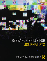 Research Skills for Journalists - 1st Edition book cover
