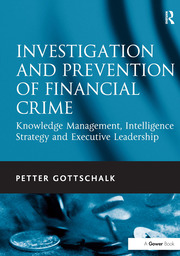 Investigation and Prevention of Financial Crime - 1st Edition book cover