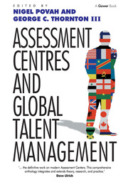 Assessment Centres and Global Talent Management - 1st Edition book cover
