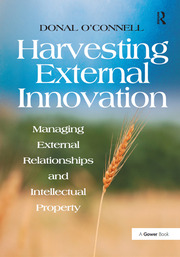 Harvesting External Innovation - 1st Edition book cover