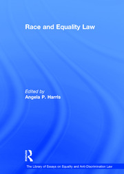 Race and Equality Law - 1st Edition book cover