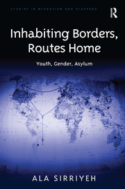 Inhabiting Borders, Routes Home - 1st Edition book cover