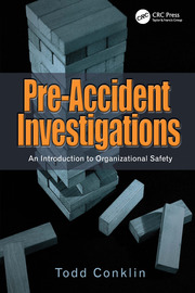 Pre-Accident Investigations - 1st Edition book cover