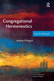 Congregational Hermeneutics - 1st Edition book cover