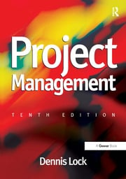 Project Management - 10th Edition book cover
