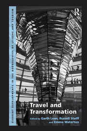 Travel and Transformation - 1st Edition book cover