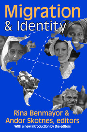 Migration and Identity - 1st Edition book cover