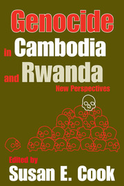 Genocide in Cambodia and Rwanda - 1st Edition book cover