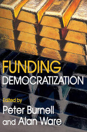 Funding Democratization - 2nd Edition book cover