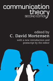 Communication Theory - 2nd Edition book cover