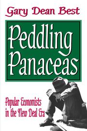 Peddling Panaceas - 1st Edition book cover
